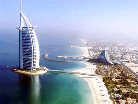 United Arab Emirates - in the TOP of the richest countries