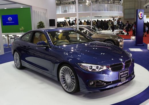 Новый Alpina B4 Bi-Turbo