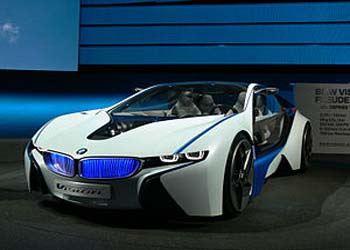 За 2 месяца BMW гибридов i8 продал на целый год вперед