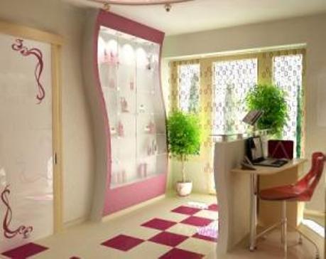 Чистота помещения - один из важных критериев выбора салона
