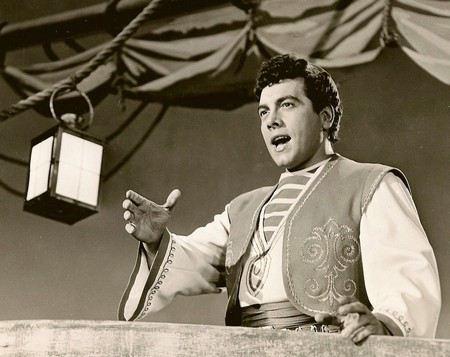 Марио Ланца был популярен и в Голливуде