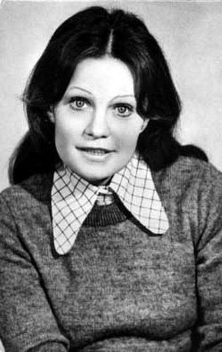 Olga Yakovleva - the legendary Soviet actress in her youth