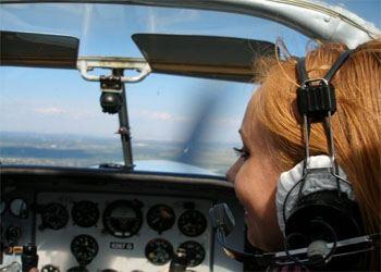 Жители Башкирии чаще стали летать на самолетах
