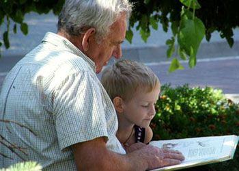 Престарелые люди и дети нуждаются в особенном  внимании и заботе