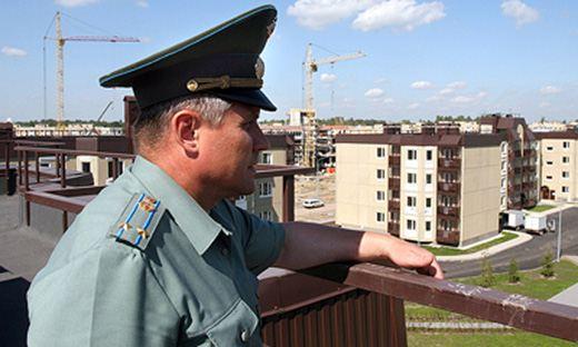 Многие военнослужащие ждут жилье в течение пяти и более лет