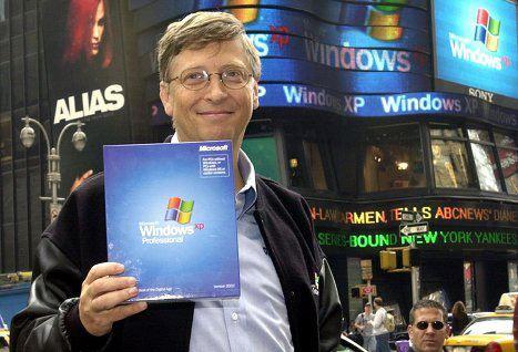 Билл Гейтс, один из основателей Microsoft