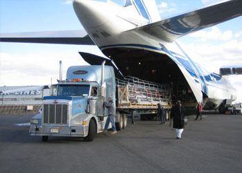 Авиационные перевозки - самый скорый, но самый дорогостоящий вид транспортировки
