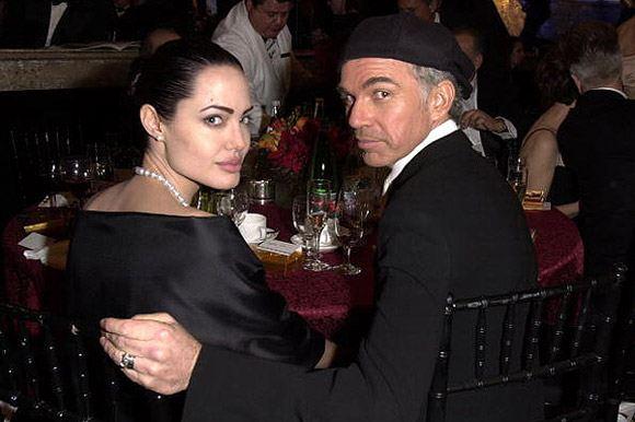 Angelina Jolie's second husband - Billy Bob Thornton