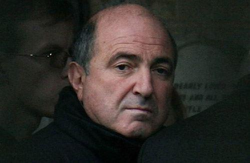 Борис Березовский, фото
