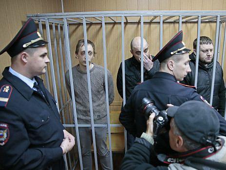 Дмитриченко, Липатов и Заруцкий