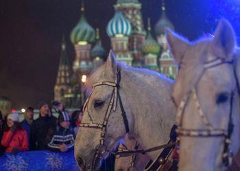 В столице 1 декабря на Красной площади открыла двери рождественская ярмарка