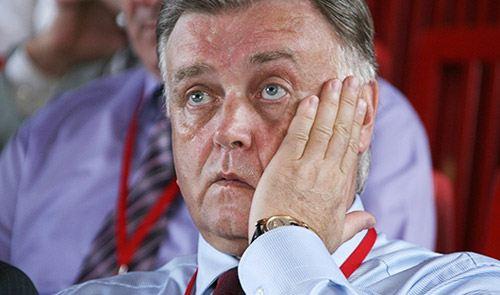 Владимир Якунин, фото