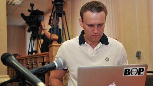 Алексей Навальный, фото