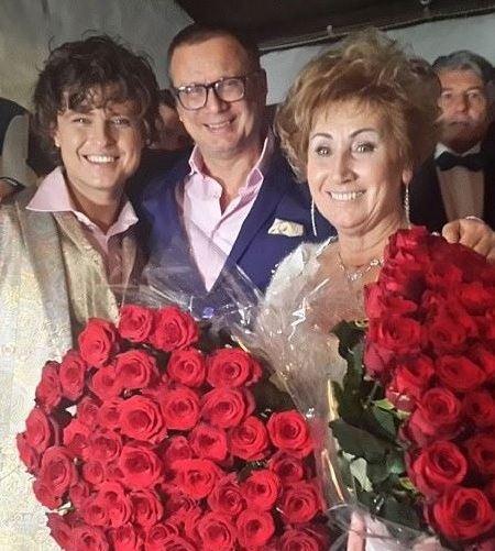 Прохор Шаляпин и Лариса Копенкина поженились