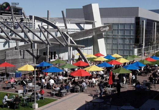 Офис Google в «Кремниевой долине», Калифорния