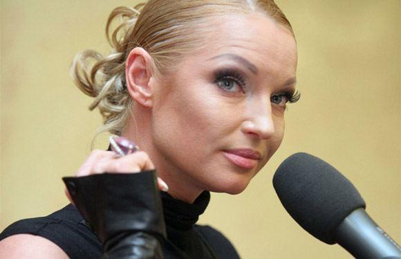 Волочкова: скандал в Большом театре