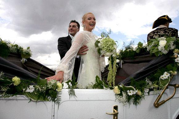 Роскошная свадьба Анастасии Волочковой и Игоря Вдовина