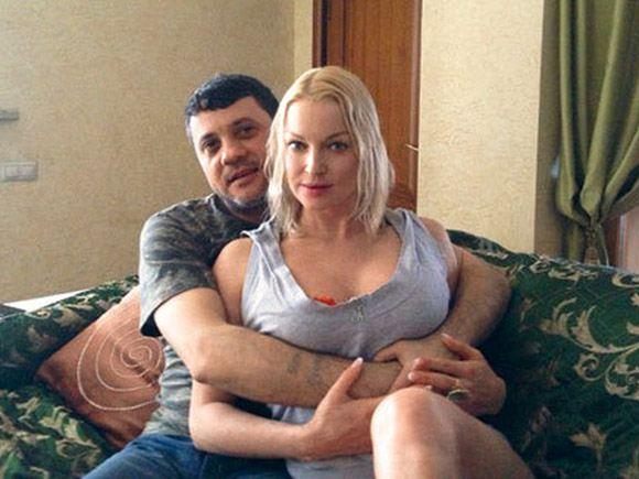 Анастасия Волочкова фото биография Волочкова на фото все об  Анастасия Волочкова и Бахтияр Салимов