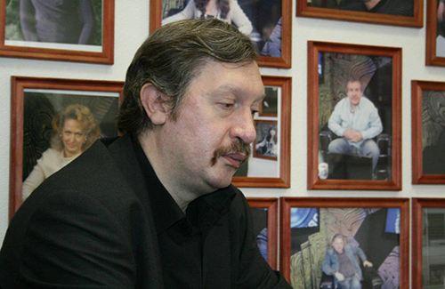 Юрий Шевчук, представитель Зеленого Креста