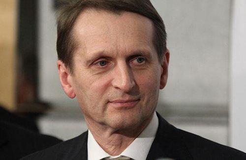 Спикер Госдумы Сергей Нарышкин также одобрил поправки в Трудовой кодекс