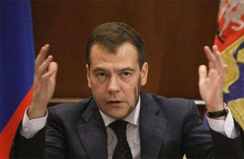 Дмитрий Медведев, фото