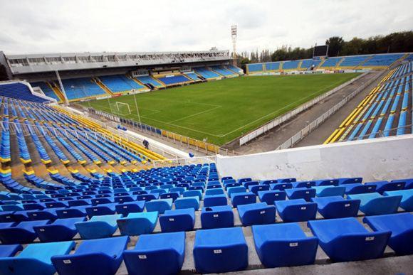 Стадион «Олимп-2» в Ростове