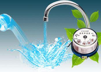 С 2010 по 2012 годы объем внутреннего производства счетчиков воды в РФ возросли примерно в 1,25 раза
