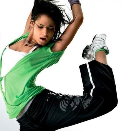 Танец - это маленькая модель жизни в несколько минут