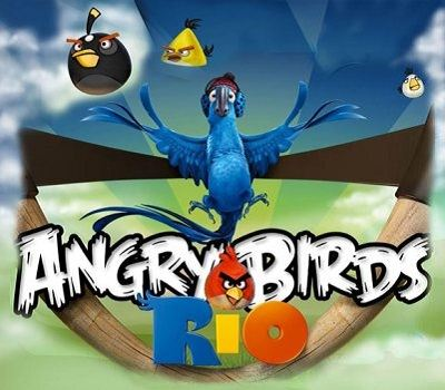 Angry Birds Rio Sale