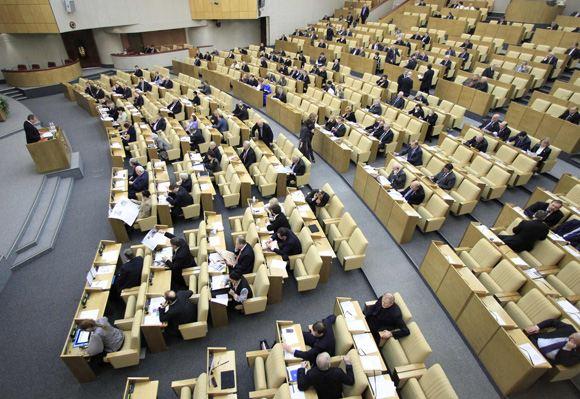 Госдума рассмотрит президентское постановление об амнистии