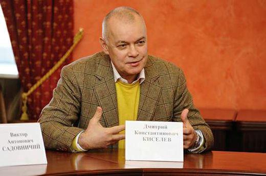 Гендиректор «России сегодня» пообещал не увольнять коллектив РИА Новостей