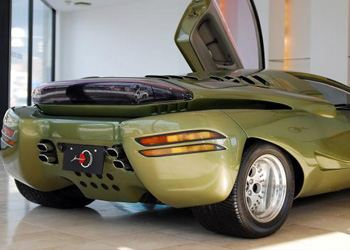 Уникальнейший автомобиль Lamborghini недавно выставили на продажу за кругленькую сумму
