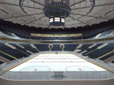 Минск готовится к большому хоккею