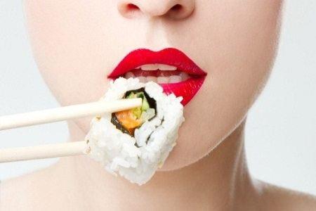 Суши - еда женская