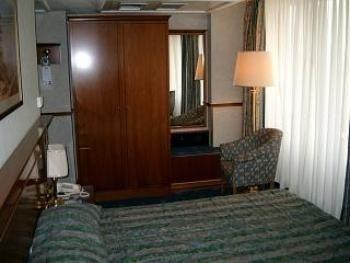 Один из номеров отеля «Шеддок»