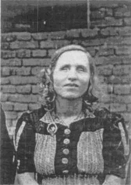 ванга молодая фото