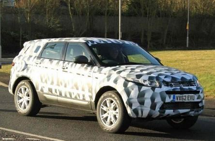 Land Rover Freelander в камуфляже