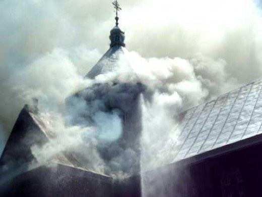 В городе Чистополе арестовали исламистов, поджигавших православные храмы
