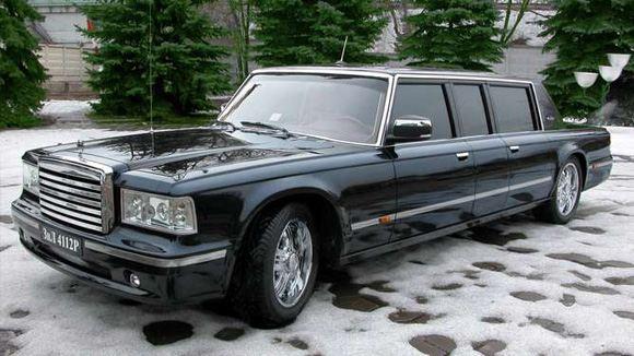 Российский автомобиль для президента покажут в начале следующего года