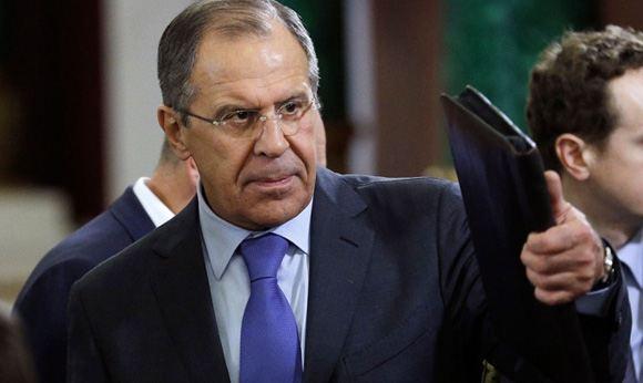 Сергей Лавров считает, что США десять лет «копили» нарушения российских дипломатов