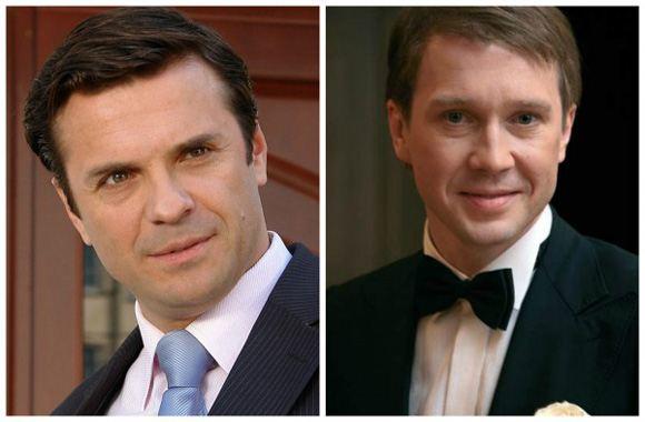 Слухи о гомосексуальном союзе российских актеров оказались вымыслом