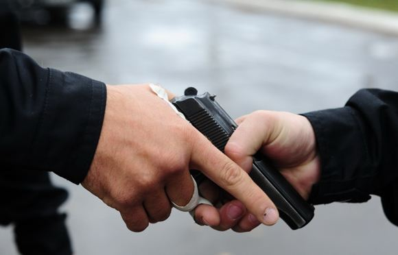 Подозреваемые в убийстве полицейских в Москве были арестованы