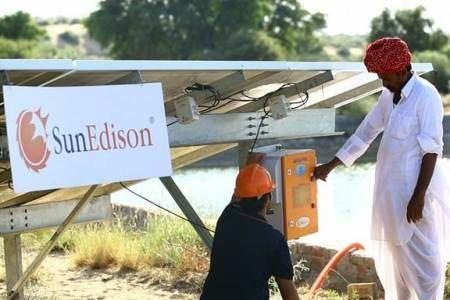 Насосы на солнечных батареях