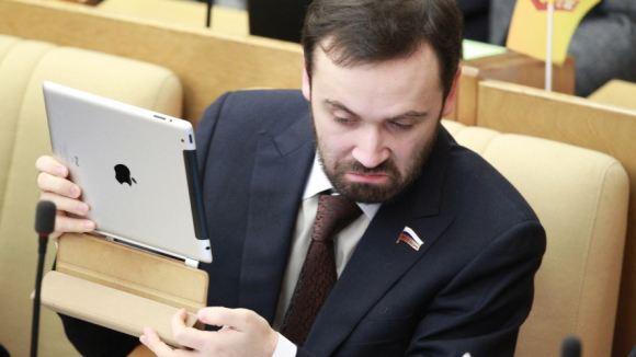 Илья Пономарев пока не будет возвращать «Сколково» 2,7 миллиона рублей