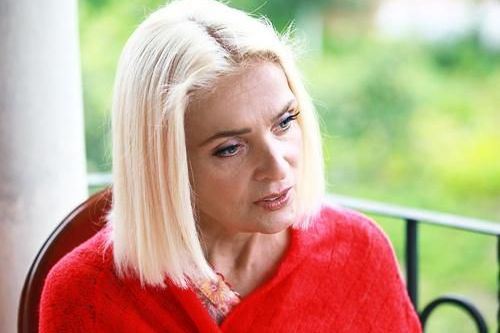 Laima Vaikule said that after 18 years she stopped drinking and smoking