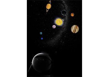С каждым годом все популярнее становятся домашние планетарии