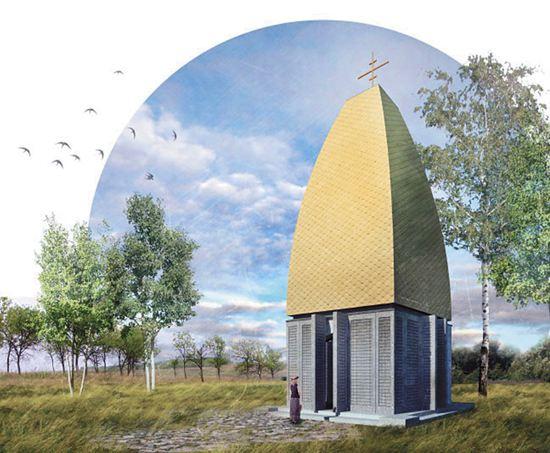 Союз архитекторов отберет лучшие проекты православных церквей будущего
