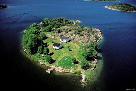 Аландские острова. Финляндия