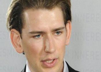 В Австрии 16 декабря привели к присяге нового министра иностранных дел молодого студента ВУЗа Себастиана Курца