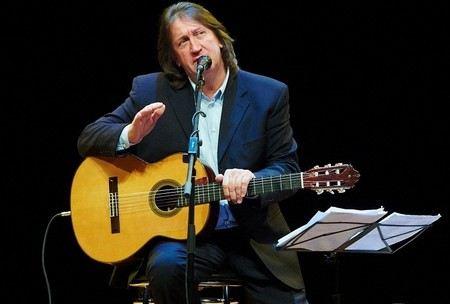 Oleg Mityaev's songs have been popular for several decades.